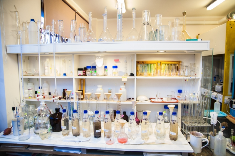 Laboratorijas pakalpojumi